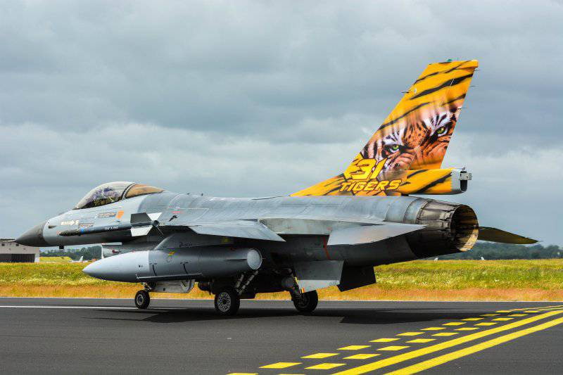 Spottersday NATO Tiger Meet 2014, Schleswig-Jagel