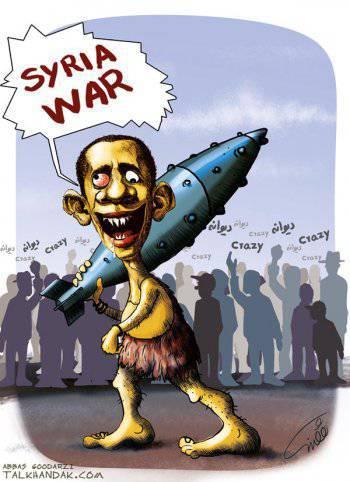 Сложный путь сирийского химоружия
