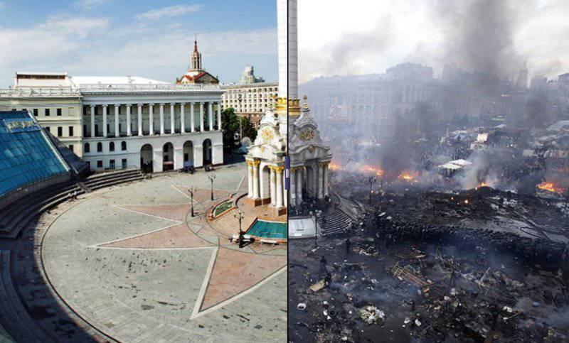 Мир «после Украины