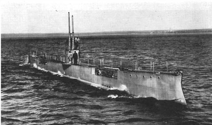 """Эстонские дайверы обнаружили русскую подлодку """"Акула"""", потерянную 100 лет назад"""