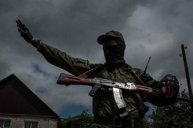 После завершения перемирия Киев начал масштабное наступление