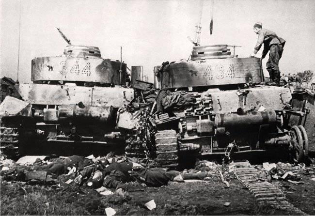 5人目のスターリン主義者がスト。 4の一部 Bobruisk敵グループの破壊