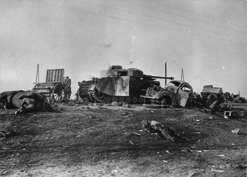 Пятый сталинский удар. Часть 4. Уничтожение бобруйской группировки противника