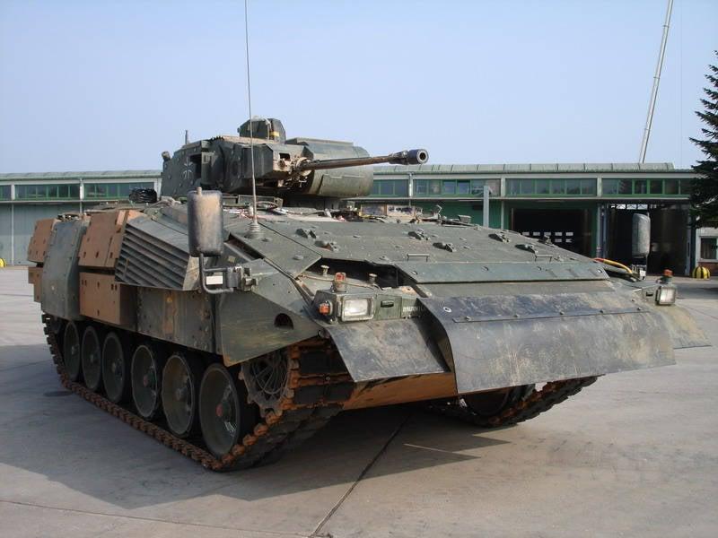 Puma为联邦国防军