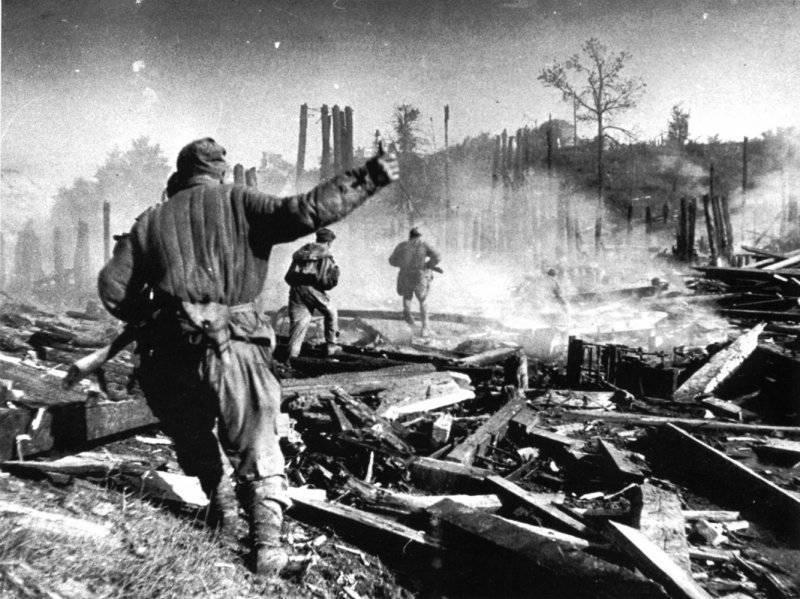 Пятый сталинский удар. Часть 5. Освобождение Полоцка