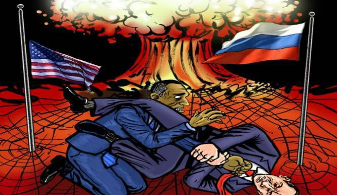 a stark contrast between the governments of russia and america Trump's america first foreign policy doctrine is in stark contrast to what jeane kirkpatrick called the blame america first mindset that dominated universities and the foreign policy.