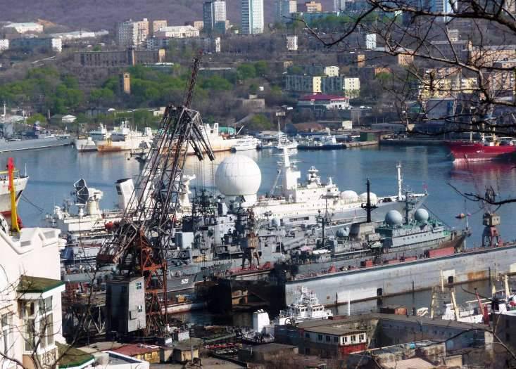 Dalzavod, yıl sonuna kadar 250 savaş gemisinden fazlasını tamir edecek