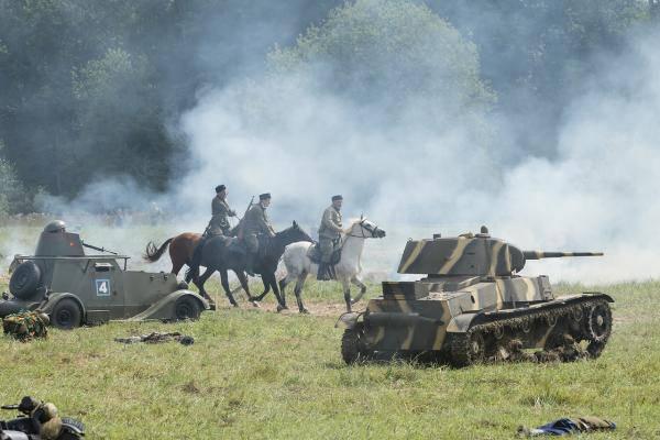 """Wargaming invita al festival di storia militare """"Battlefield"""""""