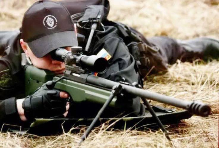 Бойцы спецназа из России выиграли европейский чемпионат по снайперской стрельбе