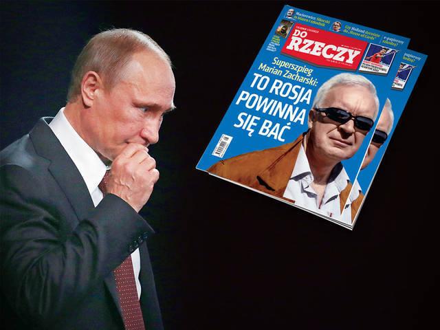 """俄罗斯应该害怕(波兰,"""" Do Rzeczy"""")"""