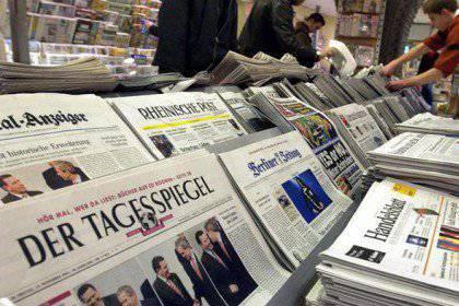 """Немецкие газеты ликуют: на славянском востоке """"свои убивают своих""""!"""