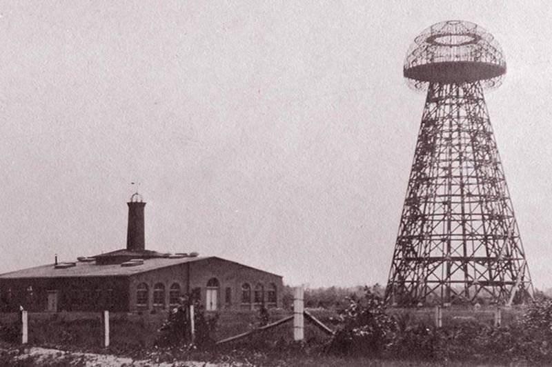 Rus fizikçiler Wordencliffe Nikola Tesla kulesini yeniden canlandırmaya hazır