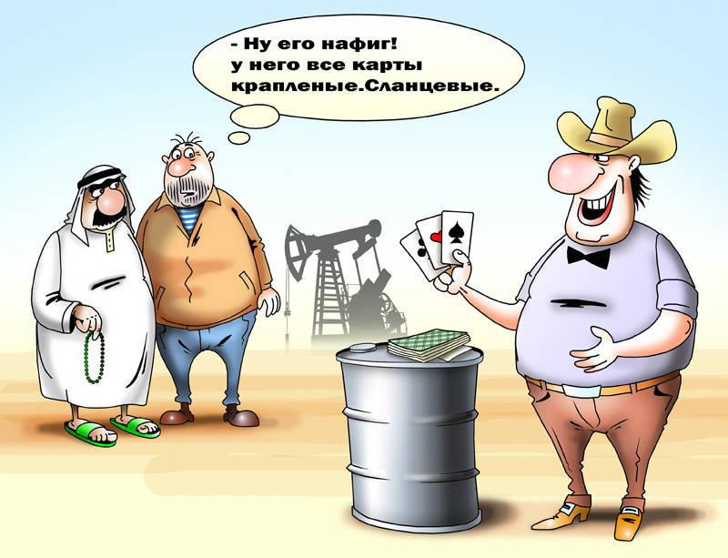 Соединённые Штаты Америки — новый нефтяной гигант?