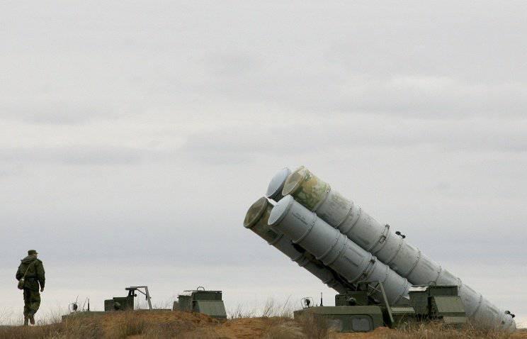 Беларусь получит от РФ зенитные ракетные комплексы С-300 на безвозмездной основе
