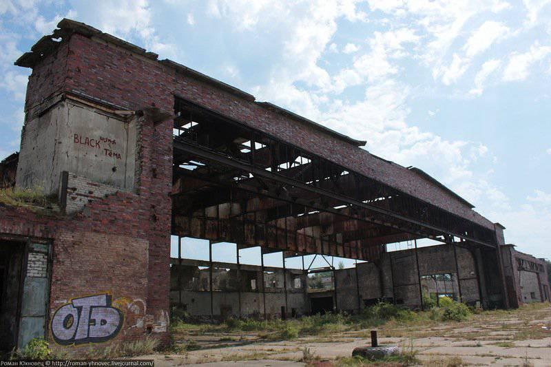 Балтийский гидроаэродром «Коса» будет восстановлен