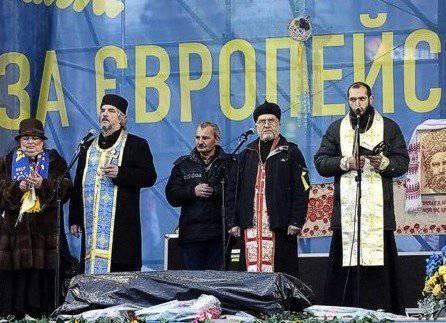 Униатство – инструмент духовной агрессии Запада против Русского мира