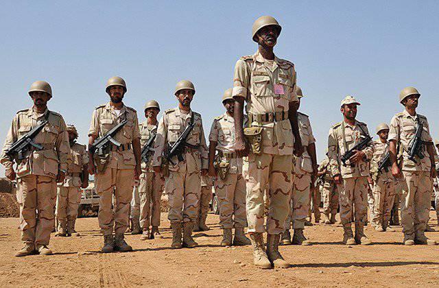 सऊदी अरब की सेना: वहाबवाद की सैन्य टुकड़ी