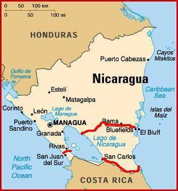 桑迪尼斯塔革命:三十五年前在尼加拉瓜推翻了亲美政权