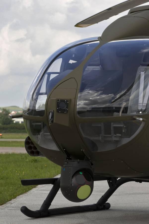 运输战斗直升机空中客车直升机EC645 T2