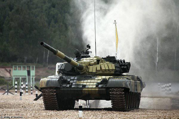 Tank Biathlon 2014