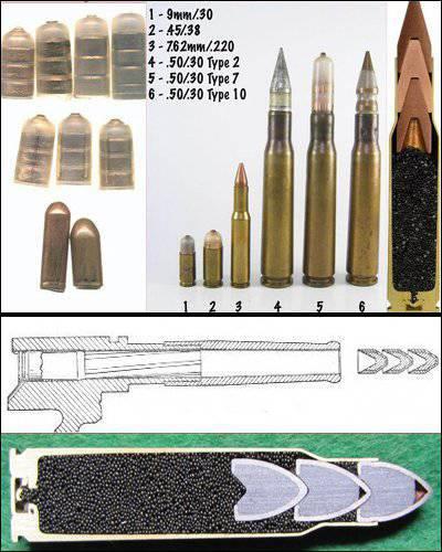 Эволюция основного оружия: зачем создавались необычные пули