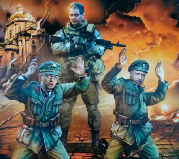 США хотят начать Третью мировую войну в Украине втянув в нее Россию 98