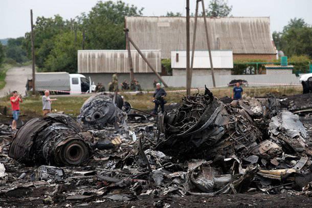 Катастрофа «Боинга-777» под Донецком: тайна списка пассажиров