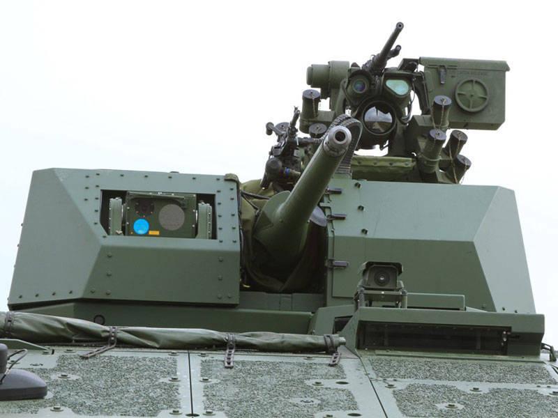Kongsberg presenta il modulo di difesa MCT-30 Battle