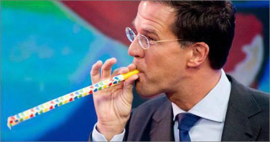 संयुक्त राज्य अमेरिका के पास एक नया खिलौना है - नीदरलैंड प्रीमियर रुटे और उसके प्रतिबंध