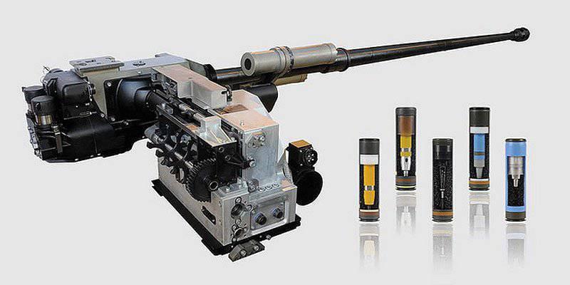 Автоматические пушки для