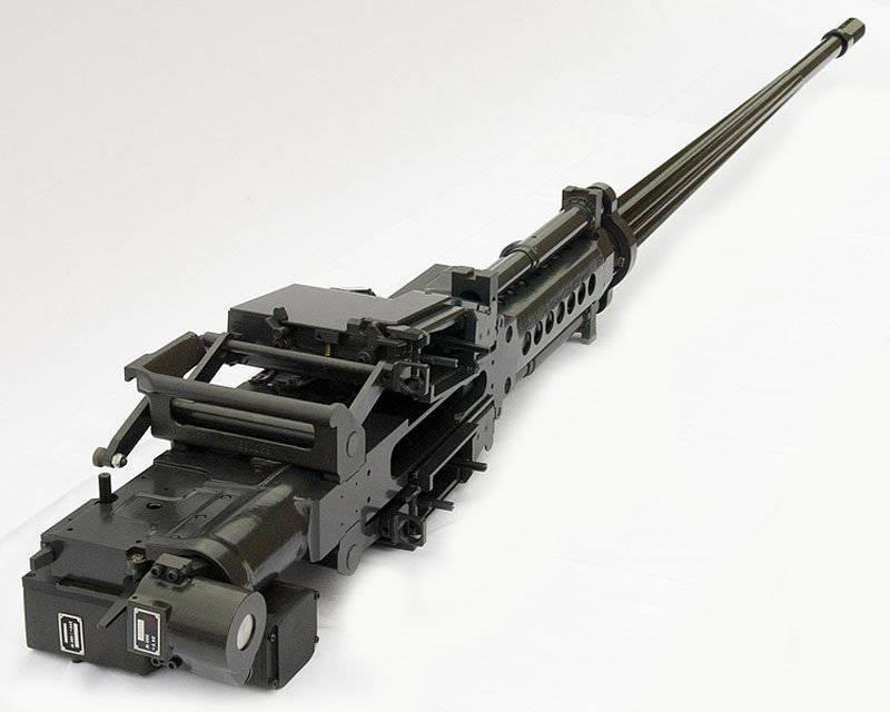 Armas automáticas para veículos de combate blindados. Ponto de vista de um especialista ocidental