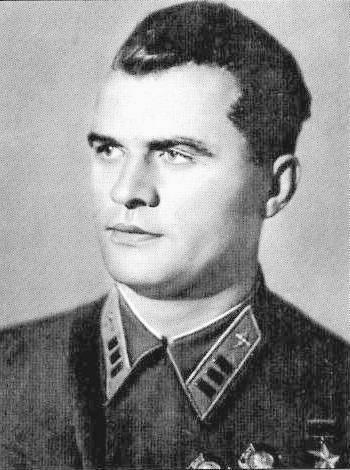 Göksel kahraman. Stepan Suprun Pavlovich