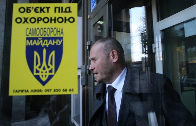Interpol: le leader du secteur droit Dmitry Yarosh inscrit sur la liste internationale des personnes recherchées