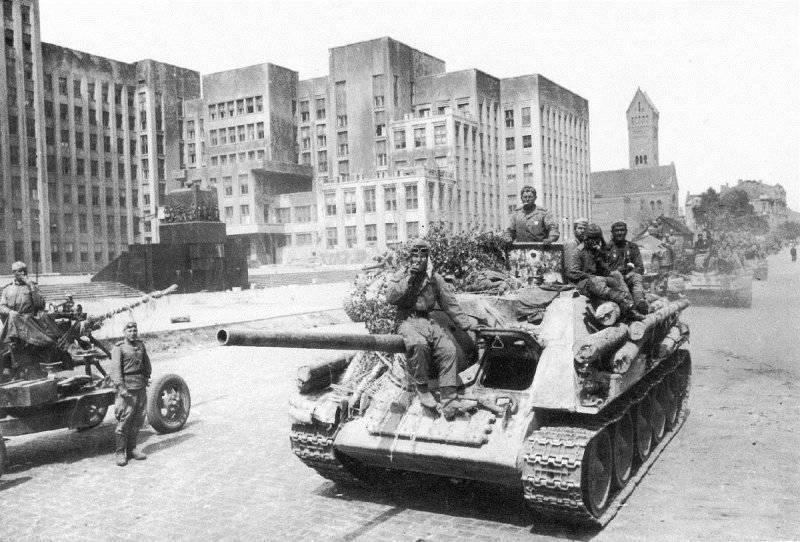 70 лет назад Брест был освобождён от немецко-фашистских захватчиков