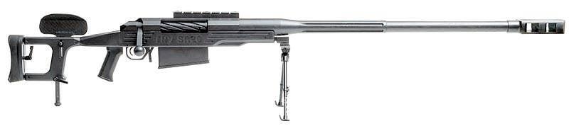 Крупнокалиберная винтовка SR20 (ЮАР)