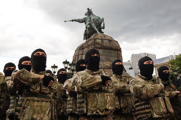 Нацистский интернационал в степях Украины