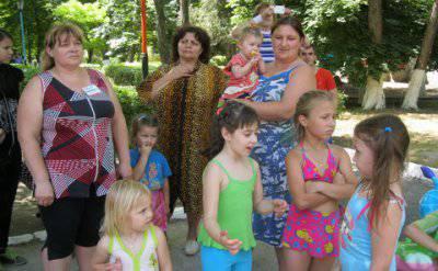 Женщины Донбасса просят защитить их от произвола в Таганроге