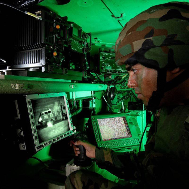 Системы для экипажей боевых бронированных машин (часть 2)