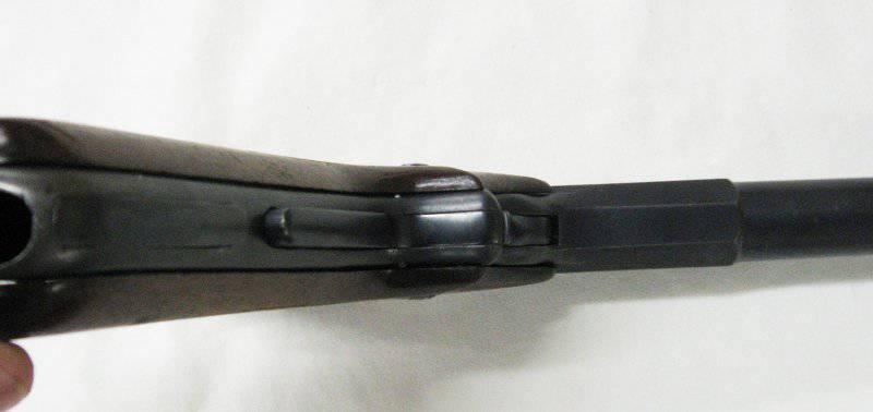Пистолет Хино-Камуро (Hino-Komuro)