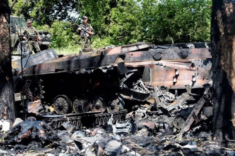 Долгов: Потери украинских боевиков исчисляются тысячами