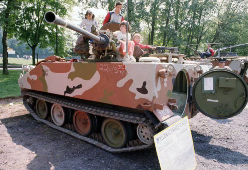 М114 или бардак по-американски