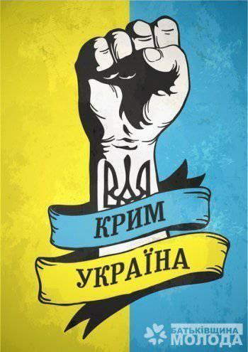 Украина и «крымский вопрос