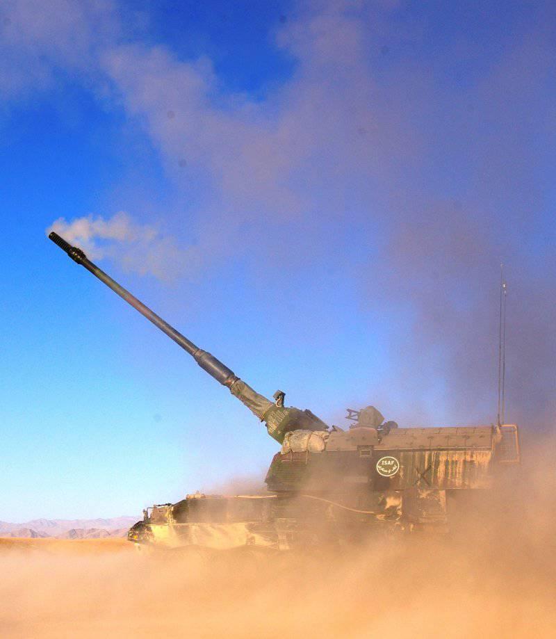Меняющийся мир артиллерии (Часть 1)