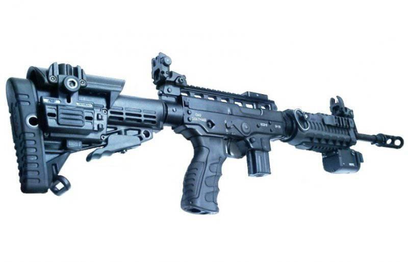 На «Златмаше» создан первый отечественный охотничий карабин под патрон 9х19 мм