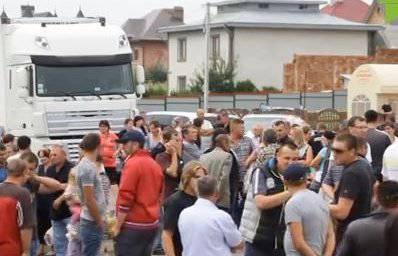 В Закарпатье разгорается восстание против Киева