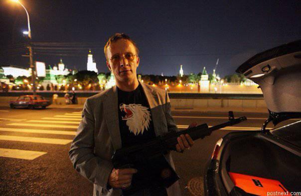 Иван Охлобыстин: «А ждёт нас война»