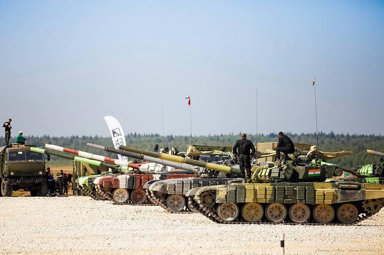 Танковый биатлон краснодарский край 7 августа место проведения