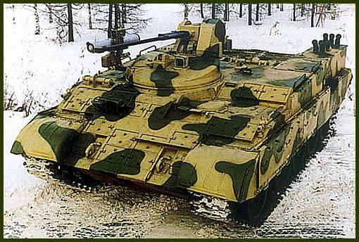 ドラフトヘビー2リンク装甲兵員輸送船DBTR-T