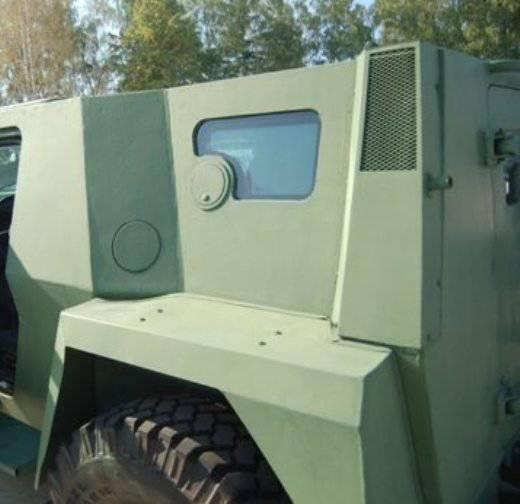 Завершены предварительные испытания нового российского штурмового внедорожника-амфибии «Ансырь»