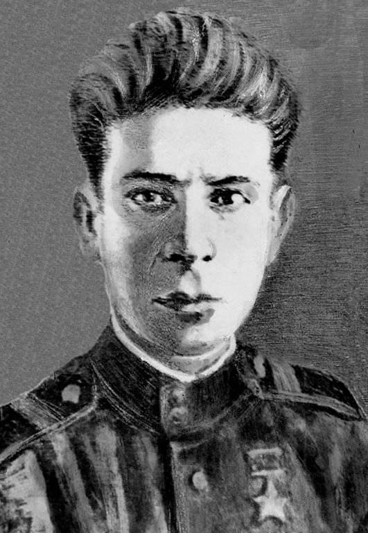 Герой Советского Союза Сурен Акопович Каспарян